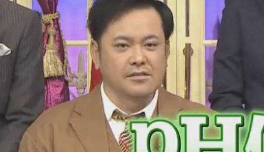 しゃべくり007の有田哲平の無精ひげ