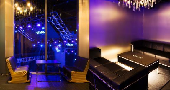 沢尻エリカ渋谷のクラブWOMBでVIPルームに2