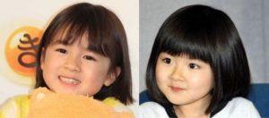 新津ちせ(フーリン)と小林青蘭が似てる!?4