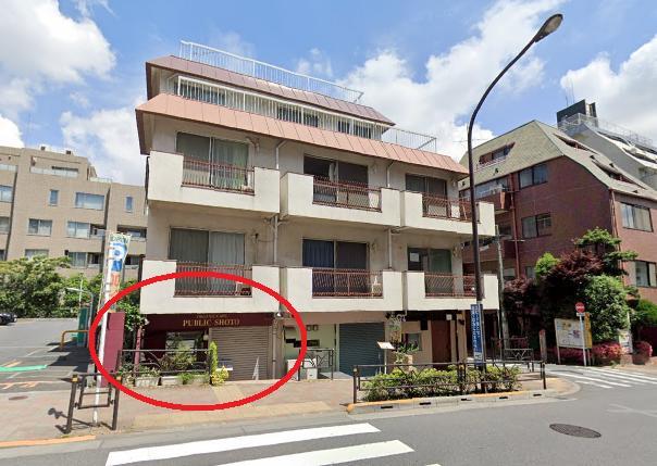 藤森慎吾(オリラジ)兄のイタリアン店、ENRICOの外観