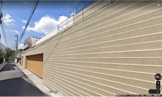 槇原敬之の自宅住所特定!渋谷区神宮前の戸建て2
