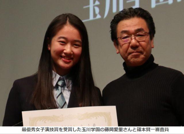 藤岡愛里はエイガワールドカップ2019で最優秀女子演技賞を受賞