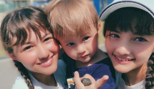【画像】村重杏奈の弟や妹の名前は?美人なロシア人母親と父親も調査!