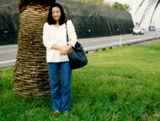 【画像】河井案里は若い頃もかわいい!大学時代。