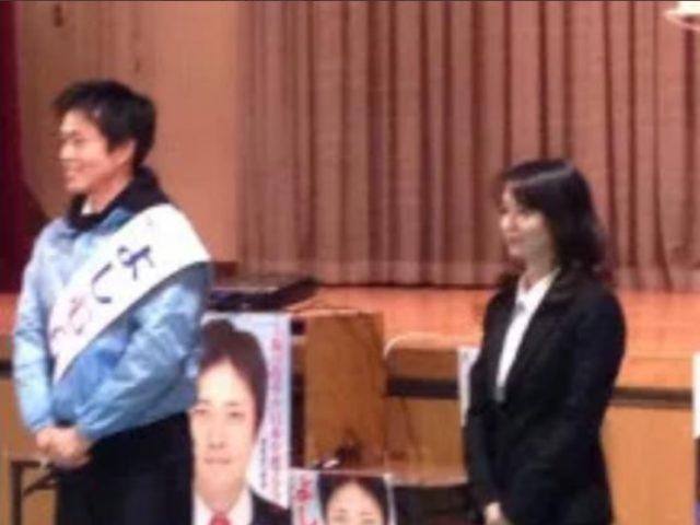 【画像】吉村洋文知事の嫁は北海道出身の元CAで恐妻家!?