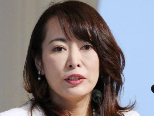 森雅子大臣の若い頃201511