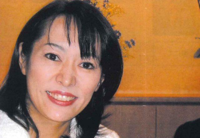 森雅子大臣の若い頃2008年