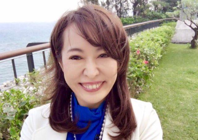 森雅子大臣の若い頃201603