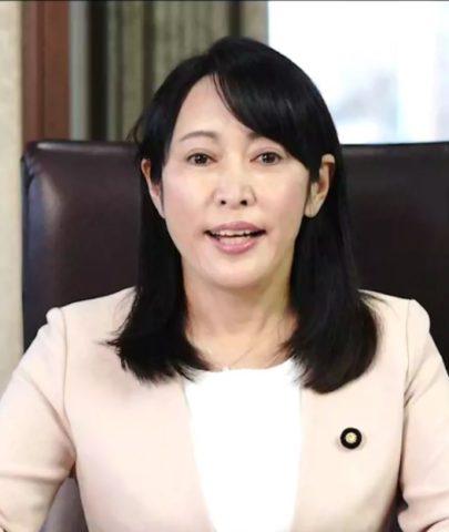 森雅子大臣の目は二重手術の整形?2020年4月