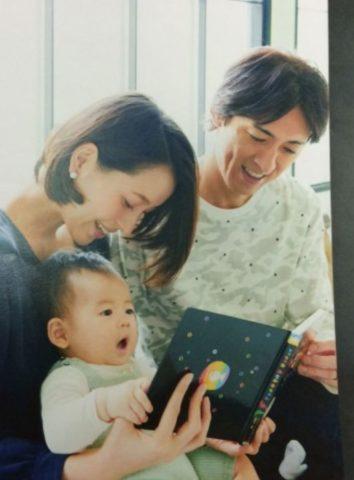 矢部浩之と青木裕子の子供の小学校・幼稚園はどこ?名前や顔画像は?