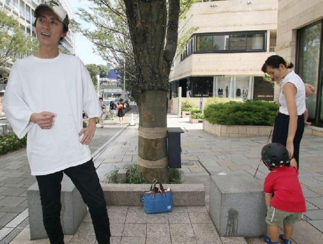 【画像】矢部浩之と青木裕子の子供の名前は稜くんと遣くん