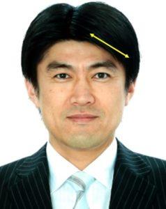 藤井貴彦アナがかつらっぽいのは前髪のラインのせい?