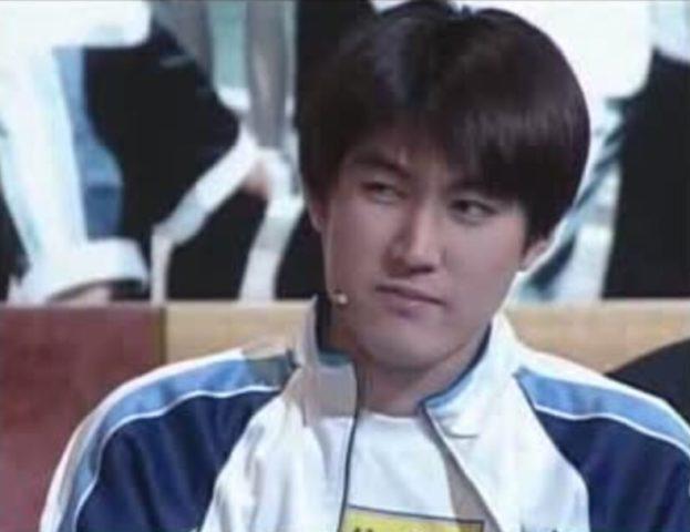 藤井貴彦アナの若い頃の髪型は?