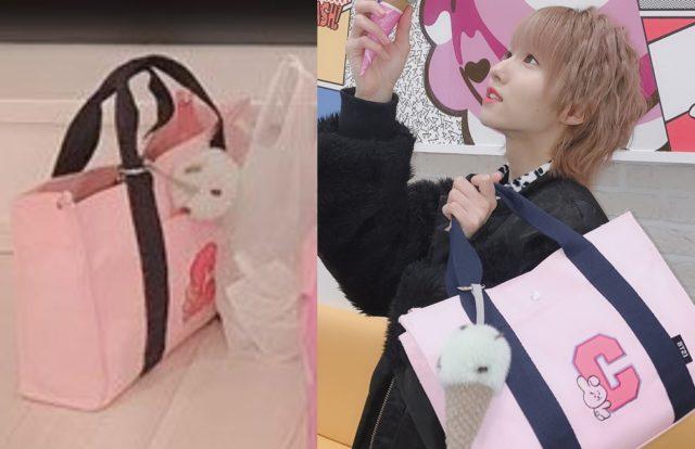 大澤剛のセクハラアイドルAは誰?ピンクのバッグが一致で西岡健吾特定