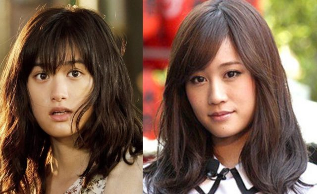 小西桜子と前田敦子が似てる!ウェーブヘア