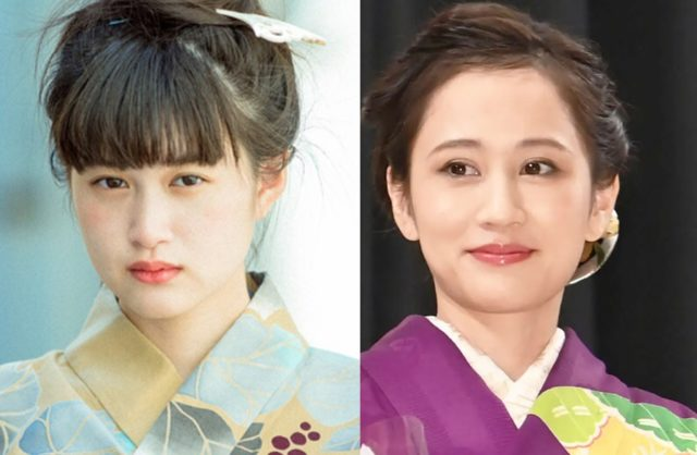 小西桜子と前田敦子が似てる!浴衣姿