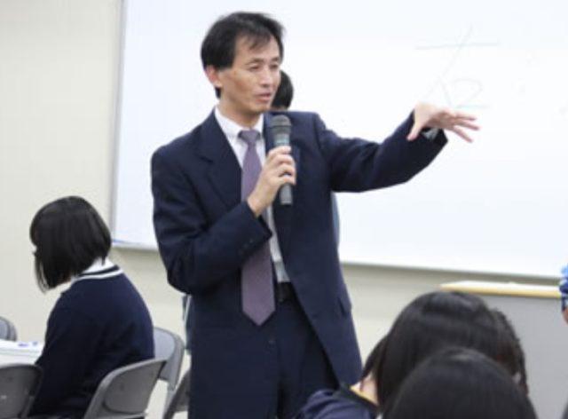 父親、松坂秀雄さんは東京福祉大学勤務