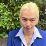 高橋侃のwiki!身長や学歴(高校)経歴は?せんけすの金髪君は元美容師!