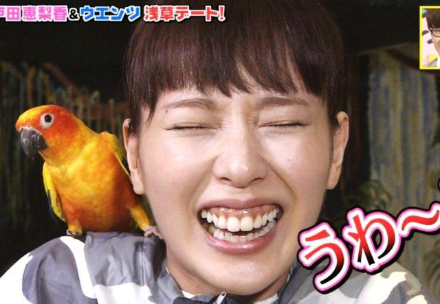 戸田恵梨香は歯肉手術した?いつから歯茎キレイに?今と昔の画像比較!
