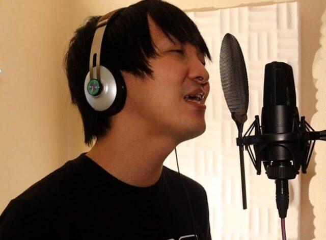 パーパー星野ディスコが歌上手い!美声に思わずイケメン!の声【歌動画】